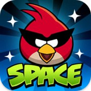 Carátula de Angry Birds Space - iOS