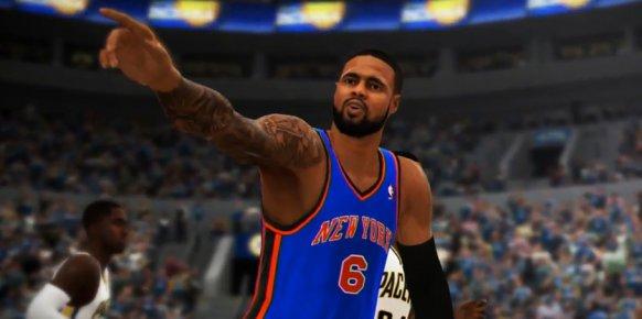 Imagen del cancelado NBA 13