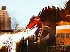 Gameplay: Godzilla contra Ciudad Sim