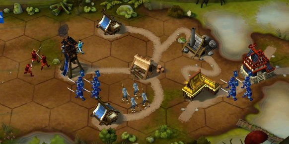 Total War Battles Shogun (iOS)