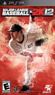 Major League Baseball 2K12 PSP