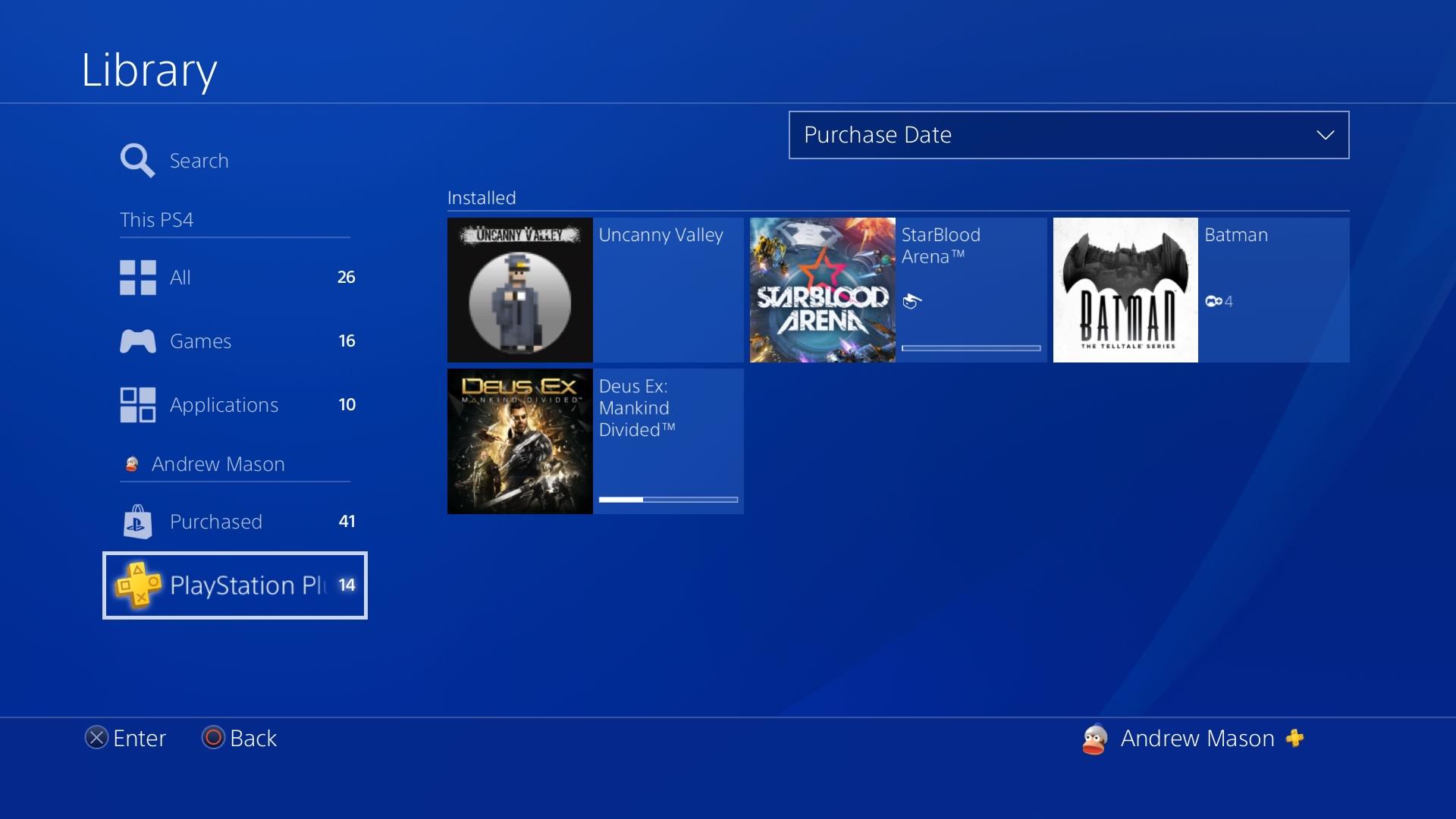 Sony detalla las novedades de la actualización 5.50 de PS4