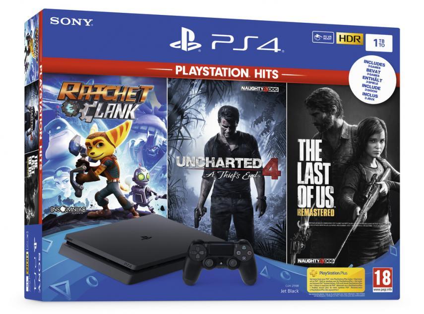 PlayStation Hits: Juegos de PS4 a menos de 20 euros en tiendas
