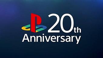 PlayStation cumple su 20º aniversario en España