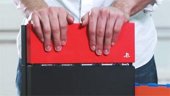 PlayStation 4, Carcasas Personalizadas