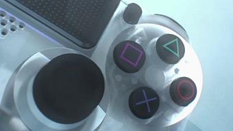 Video PlayStation 4, DualShock 4 Ed. Crystal