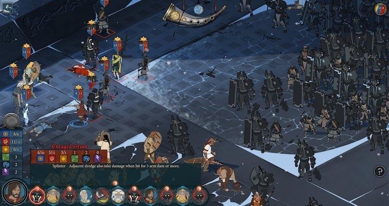 The Banner Saga análisis