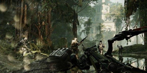 Crysis 3: Crysis 3: Dentro de la Saga