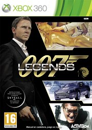 Carátula de 007 Legends - Xbox 360