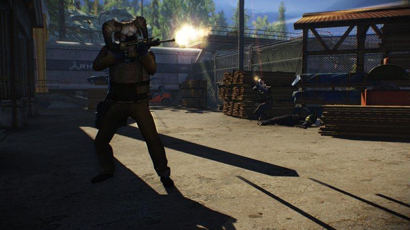 Imágenes De PayDay 2 Para Xbox 360