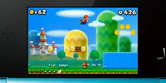 Anunciado New Super Mario Bros 2 Para Nintendo 3ds 3djuegos