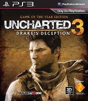 Uncharted 3: Juego del Año