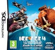 Carátula de Ice Age 4 - DS