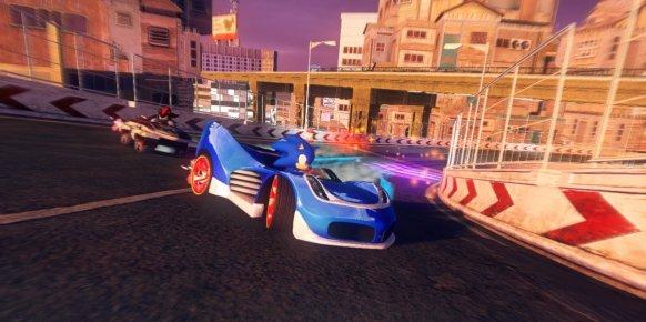 Sega Sonic & All-Stars Racing: Transformed