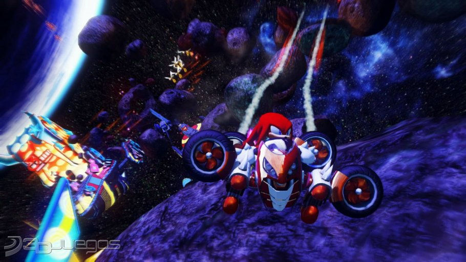 Sonic & All-Stars Transformed - An�lisis