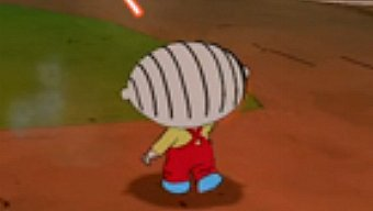 Video Family Guy: Back to the Multiverse, Gameplay: Peligro Amish