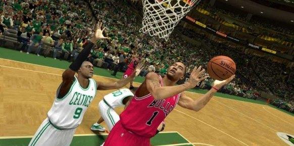 NBA 2K13 an�lisis