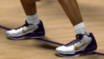 NBA 2K13: Shoes