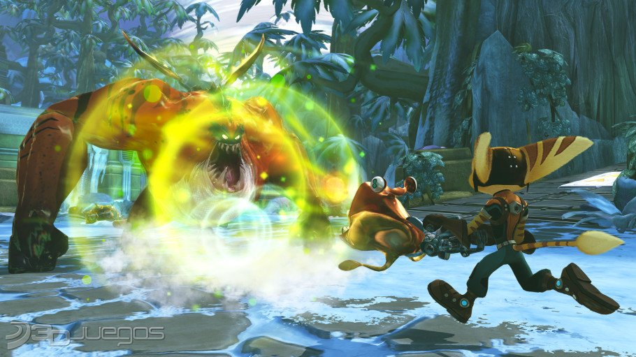 Ratchet & Clank QForce - An�lisis