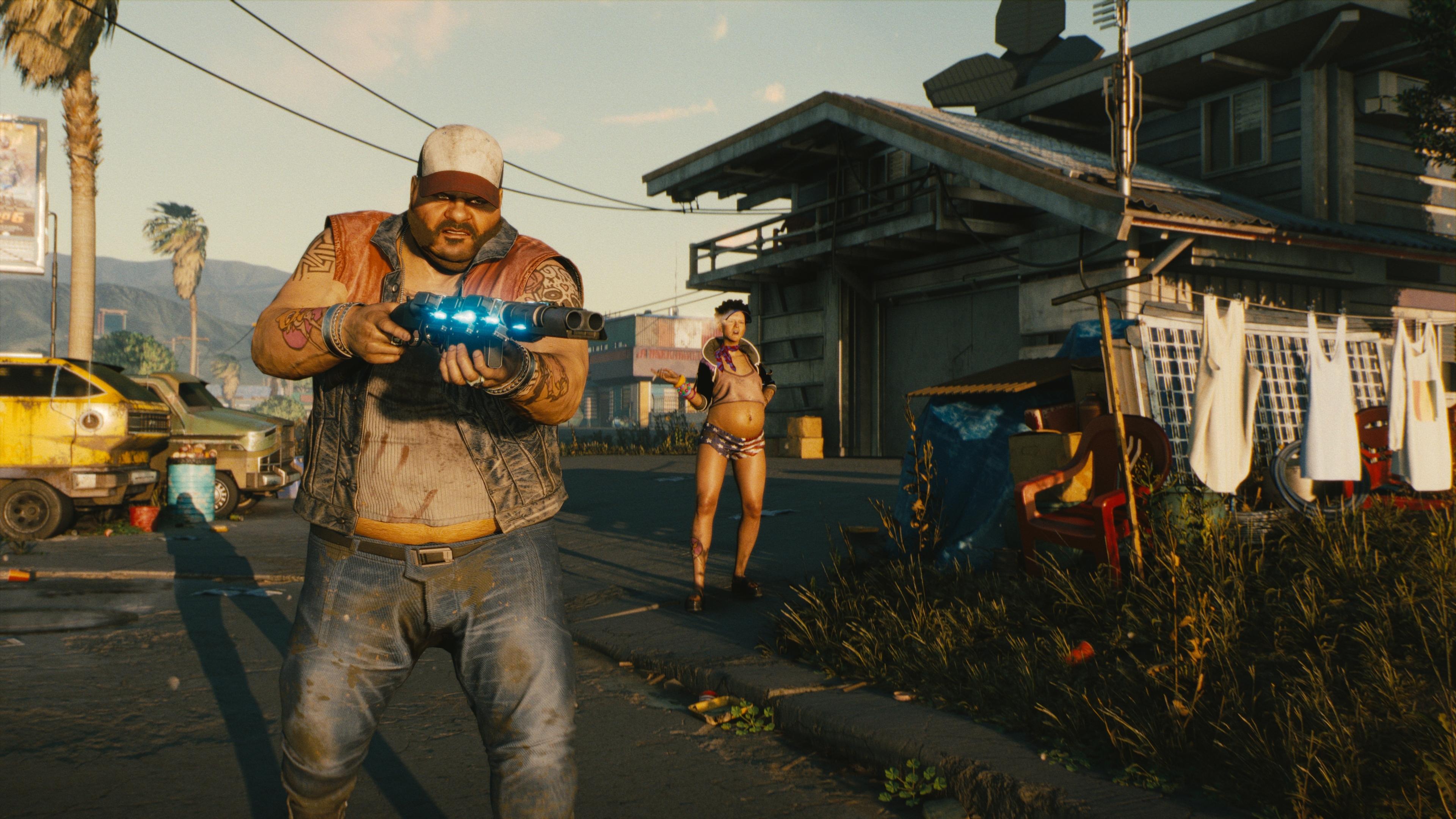 Cyberpunk 2077 estará en la zona pública del E3 2019