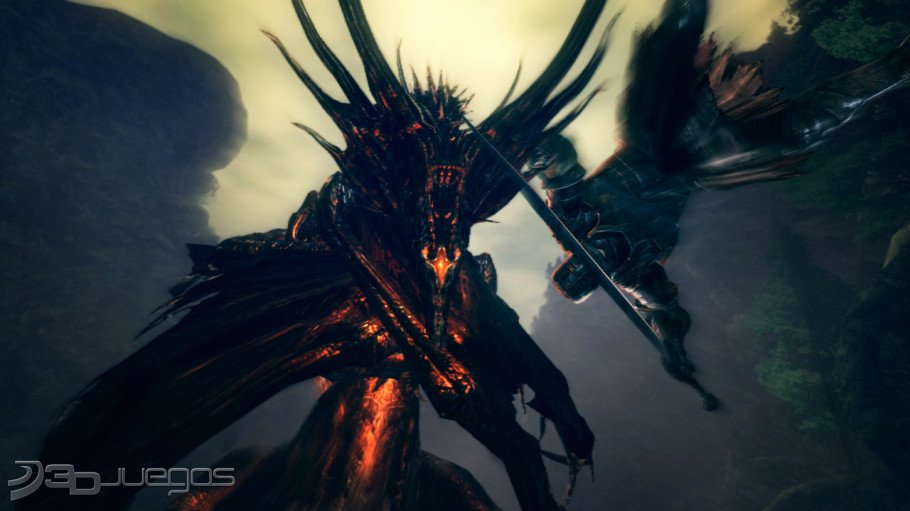 Dark Souls Artorias of the Abyss - An�lisis