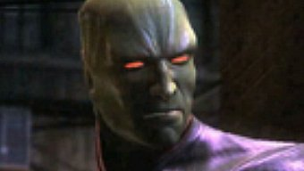 Injustice Gods Among Us: Martian Manhunter (DLC)