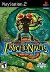 Carátula de Psychonauts - PS2