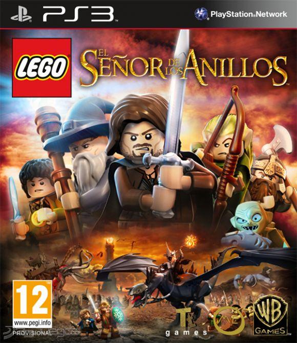 Lego El Senor De Los Anillos Para Ps3 3djuegos