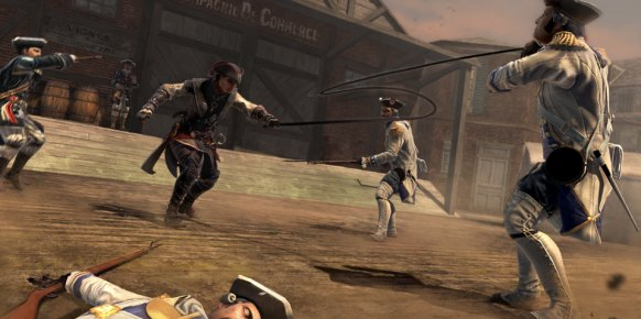 Assassin's Creed 3 Liberation: Assassin's Creed 3 Liberation: Impresiones jugables