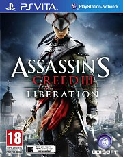 Carátula de Assassin's Creed 3: Liberation - Vita