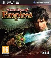 Carátula de Dynasty Warriors 7 Empires - PS3