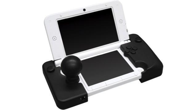 Preparan Un Stick Arcade Para Nintendo 3ds Xl 3djuegos