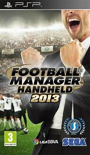 Carátula de Football Manager 2013 - PSP