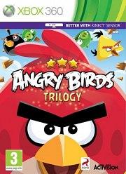 Carátula de Angry Birds Trilogy - Xbox 360