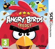 Carátula de Angry Birds Trilogy - 3DS