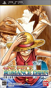 One Piece Romance Dawn PSP