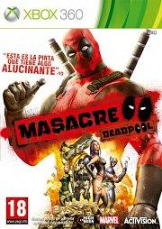 Carátula de Masacre - Xbox 360