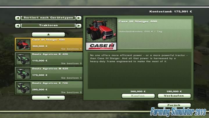 La configuration requise pour jouer à Farming Simulator 19 ...