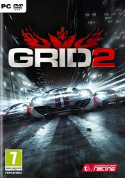Carátula de GRID 2 - PC