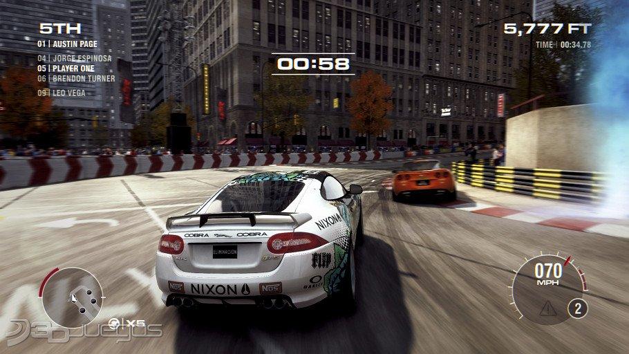 Race Driver GRID 2 - An�lisis