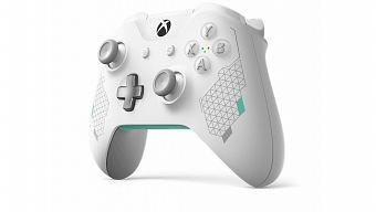Microsoft presenta el mando Sport White para Xbox One
