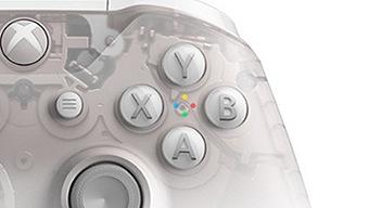 """Phantom White Special Edition, el nuevo mando """"ultramoderno"""" de Xbox"""