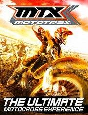 Carátula de MTX: Mototrax - PC