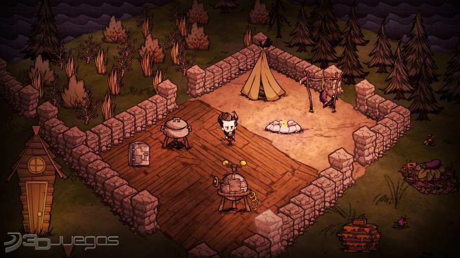 Don't Starve - An�lisis