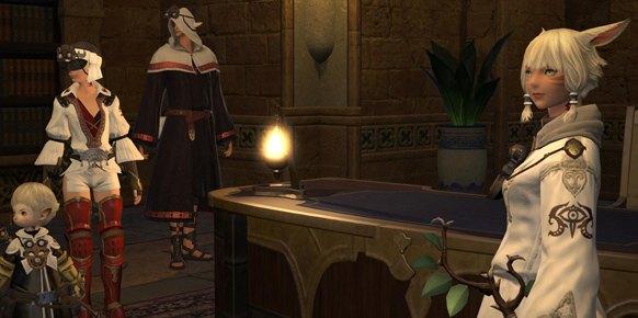 Final Fantasy XIV A Realm Reborn análisis