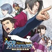 Carátula de Phoenix Wright: Ace Attorney Trilogy - Nintendo Switch