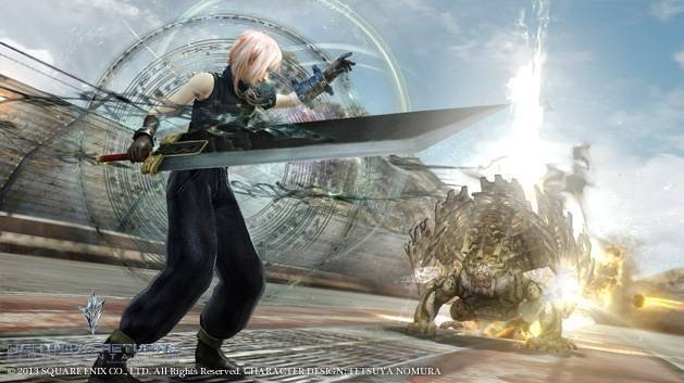 Lightning Returns Final Fantasy XIII XBOX 360 ESPAÑOL (Region NTSC-U/PAL) (XGD3) (P2P-COMPLEX) 4