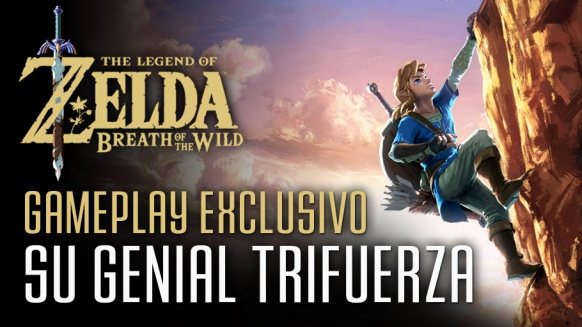 Art�culo de Zelda: Breath of the Wild