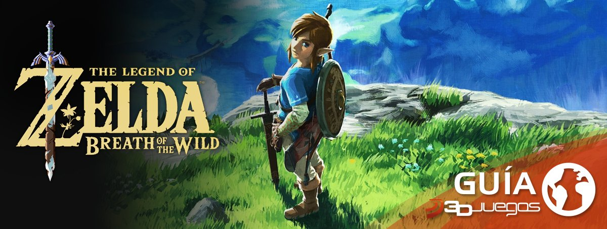 Guía Zelda: Breath of the Wild