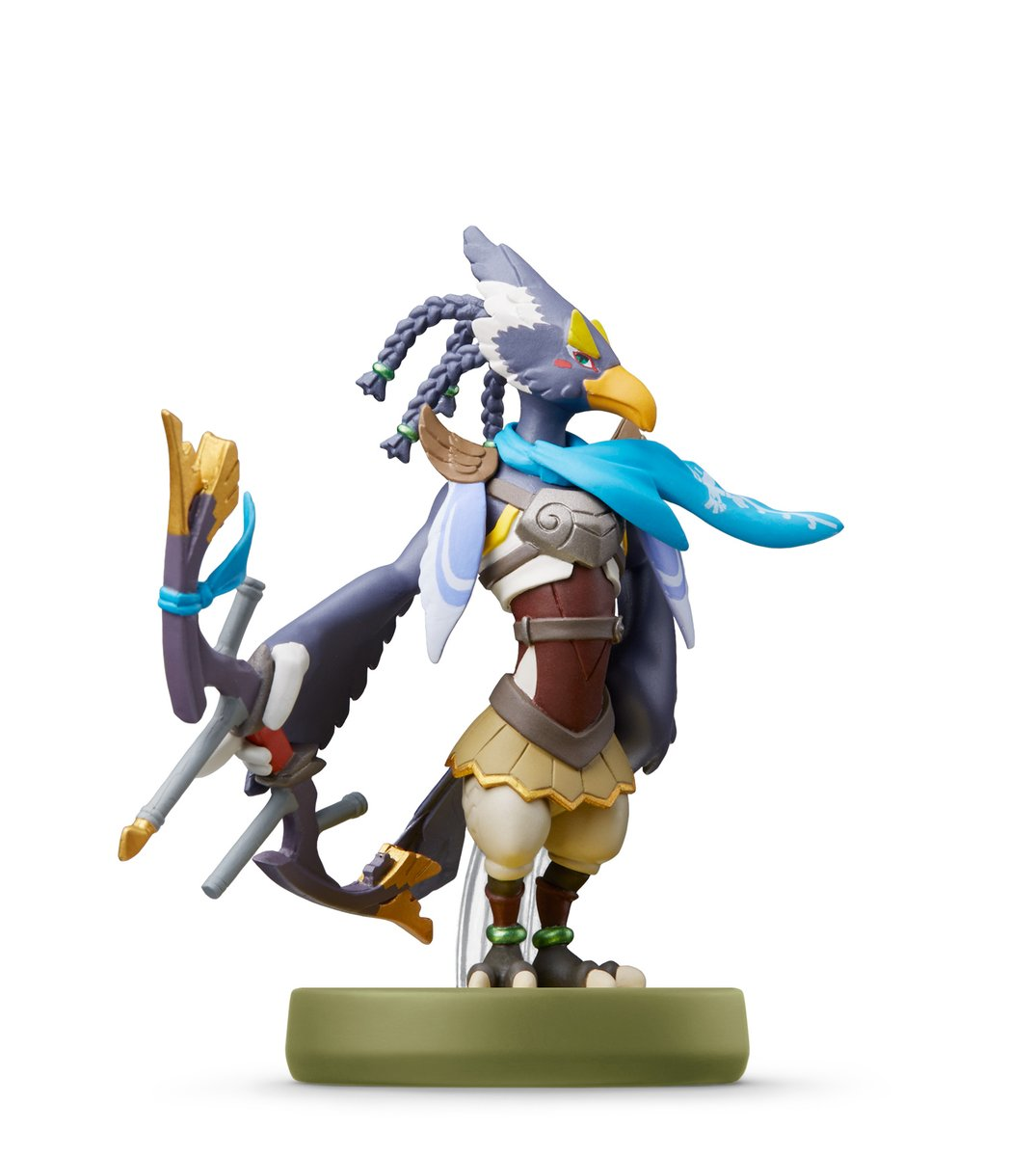 Nintendo presenta cuatro nuevos amiibo de Zelda: Breath of the Wild